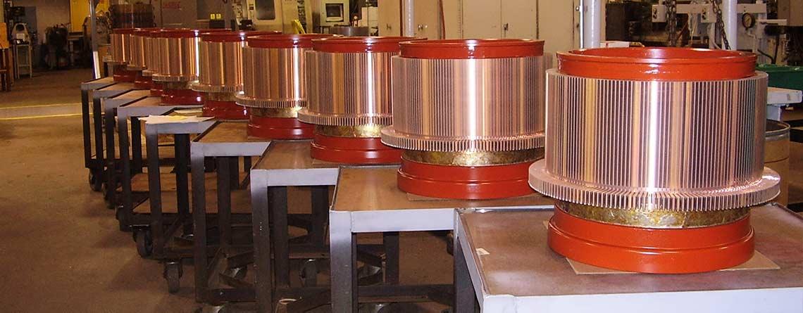 Manufacturing Facilities – Slider